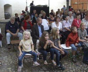 Besuch des Puppentheaters Naumburg mit Stadtrundgang