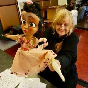 Ein-Blick hinter die Kulissen des Puppentheaters